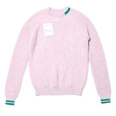 KID马海毛毛衣17021402