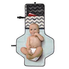 便携式多功能婴儿换片垫