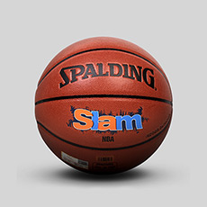 NBA街头灌篮SLAM室内室外PU皮篮球