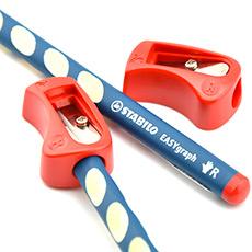 德国卷笔刀 322粗杆握笔乐铅笔专用削笔刀