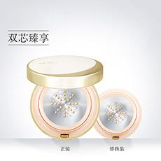 空气质感光彩镜垫粉底液SPF30+++