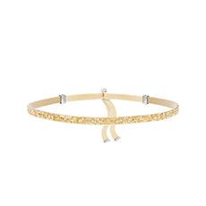 CHOKER项圈 金色时尚百变女王范束颈带 5279166