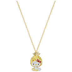 HELLO KITTY PINEAPPLE 链坠 5368972
