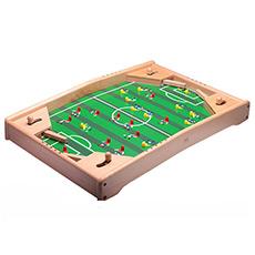木制儿童桌上足球比赛游戏