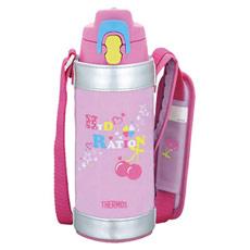 儿童运动不锈钢保冷瓶 FFB-500F-P