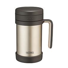 高真空不锈钢保温保冷杯 TCMF-501