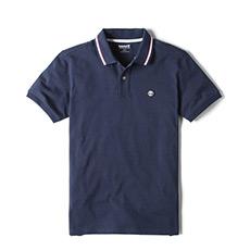 男装18春夏新款纯棉经典Polo衫|A1LZM