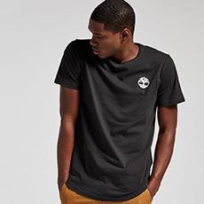 男装18春夏新款户外圆领短袖T恤|A1N3C