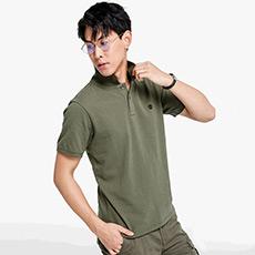 男装18春夏新款舒适经典短袖PoloT恤衫|A1S2N