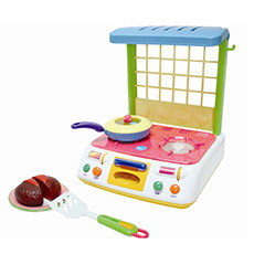 欢乐小厨组益智动手儿童过家家厨房玩具