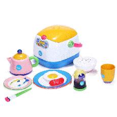 香香美味组益智动手儿童过家家厨房玩具