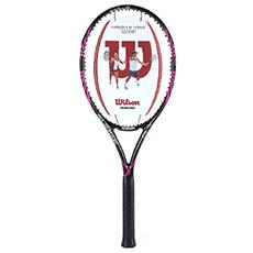 全碳素中高水平网球拍 未穿线 SURGE 100