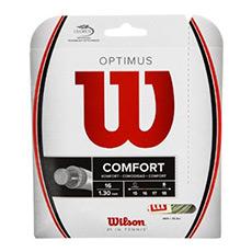 Optimus 16 white 网球拍线