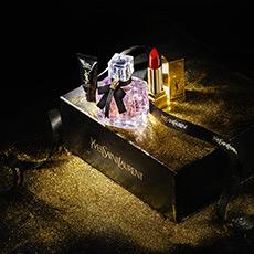 YSL圣罗兰 香水口红礼盒