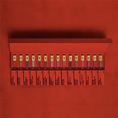 纯色染唇液15支装礼盒