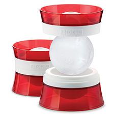 冰球模具 2只装 DIY冰淇淋