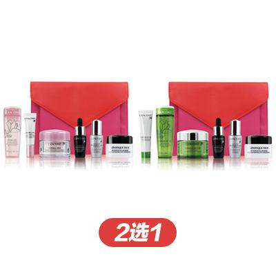 购正价产品满¥1080,赠年轻活力7件礼或明星护肤7件礼(二选一)